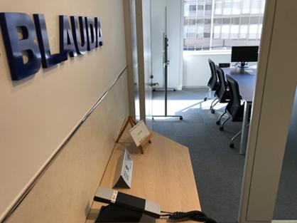 BLAUDA CO. LTD. - Office Inside Image 01